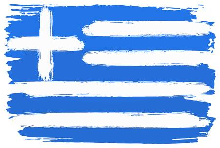 6,472 Greek Flag Stock Illustrations, Cliparts And Royalty Free.