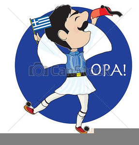Greek Flag Clipart Free.