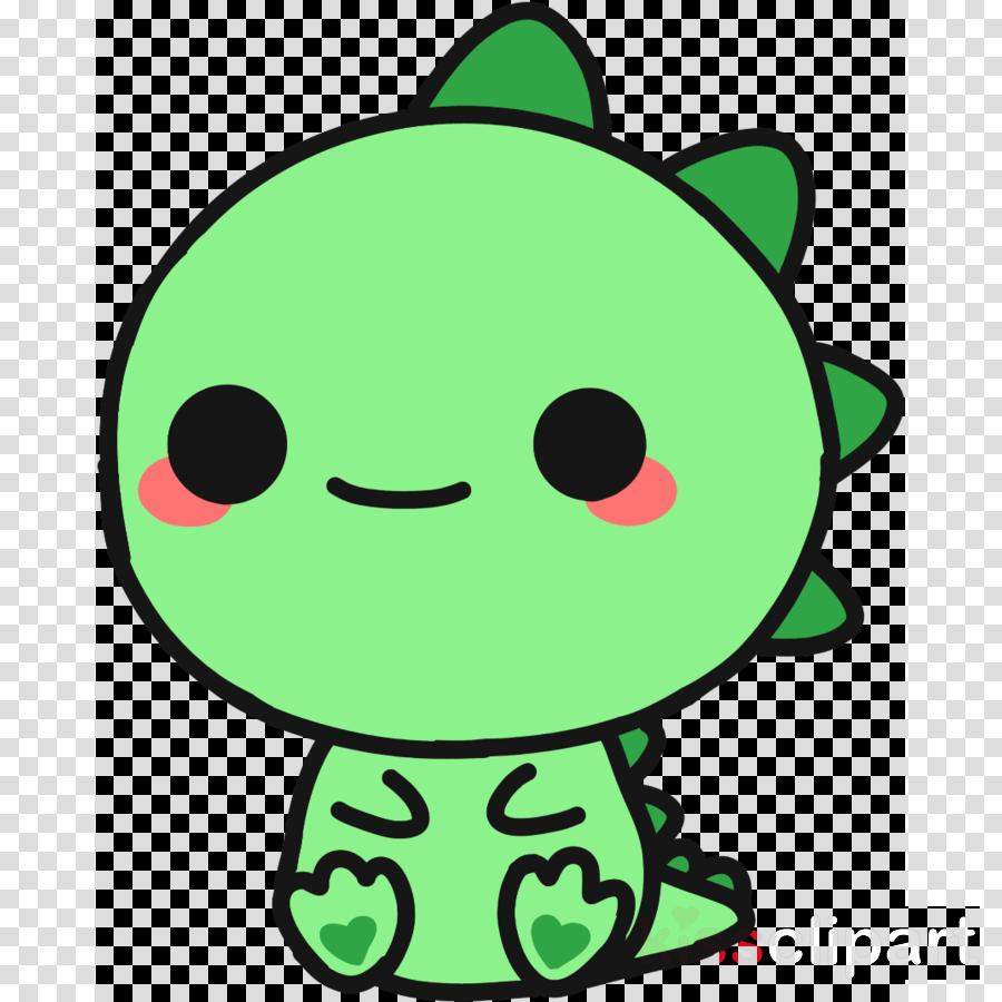 green cartoon clip art line art smile clipart.