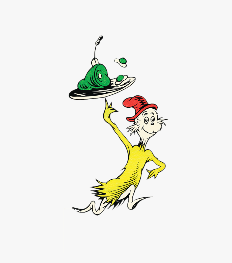 Green Eggs And Ham Cover Png.