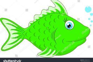 Green fish clipart 2 » Clipart Portal.