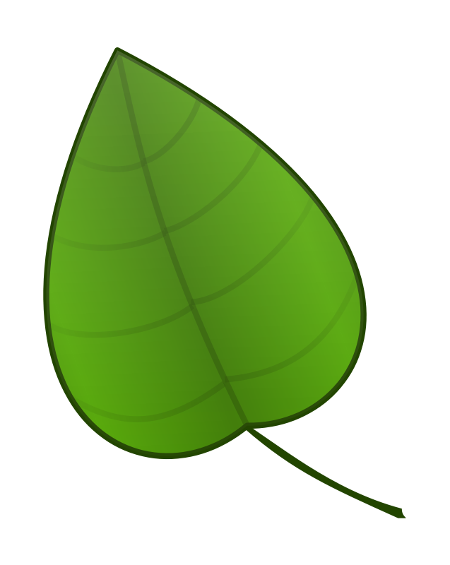 Free Green Leaf Clipart, Download Free Clip Art, Free Clip.