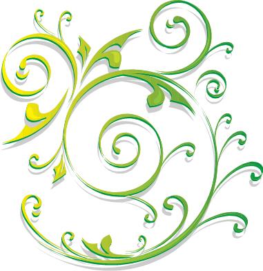 Swirls clipart green, Picture #254991 swirls clipart green.