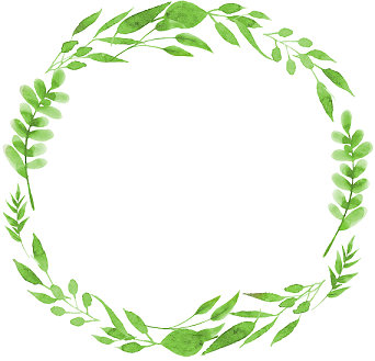 342 Greenery free clipart.