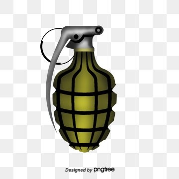 Grenade Png, Vector, PSD, and Clipart With Transparent Background.