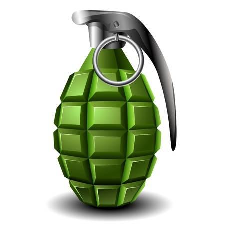 9,317 Grenade Cliparts, Stock Vector And Royalty Free Grenade.