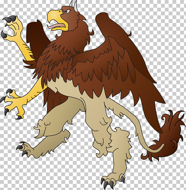 Coat of arms Crest Family Heraldry Symbol, Griffin Free PNG.