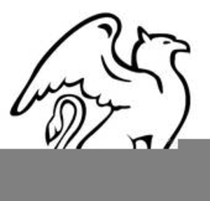 Free Griffin Clipart.