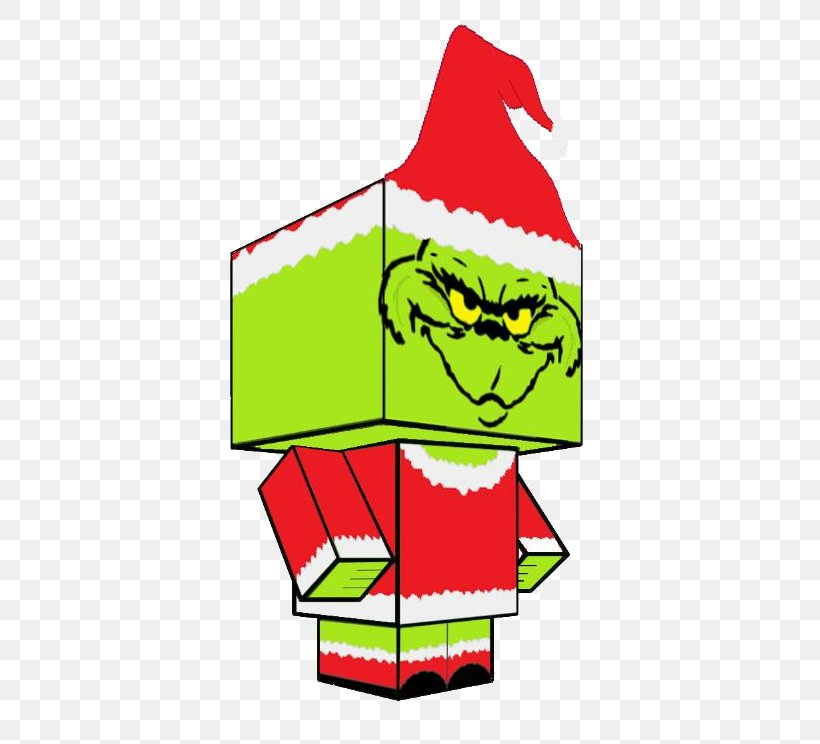 How The Grinch Stole Christmas! Whoville Cindy Lou Who Clip.