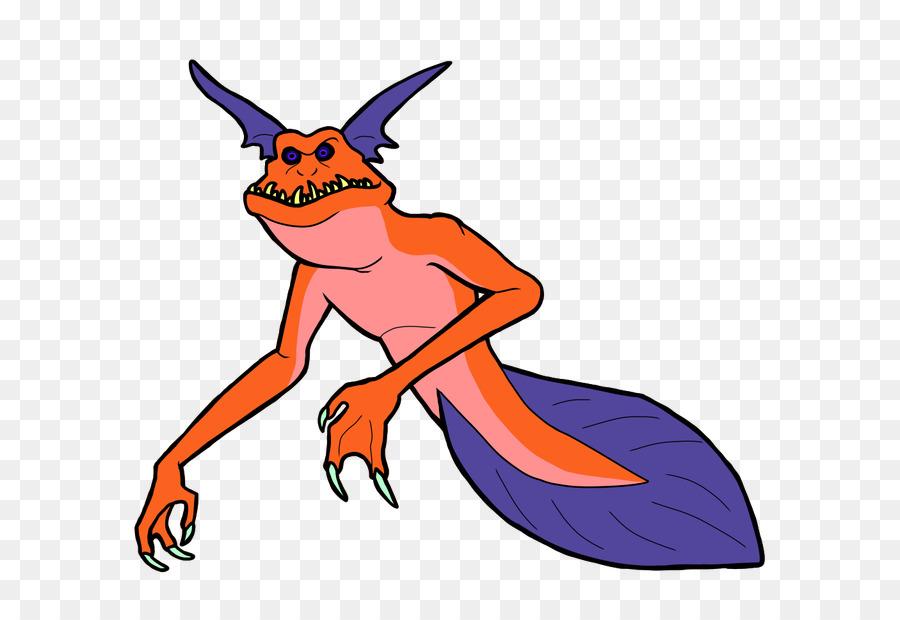 Monster Cartoon png download.