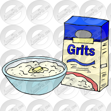 Grits Picture for Classroom / Therapy Use.