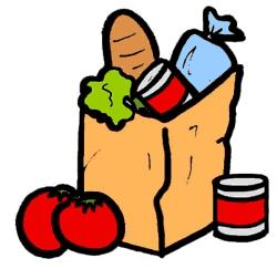 Free Grocery Clip Art.