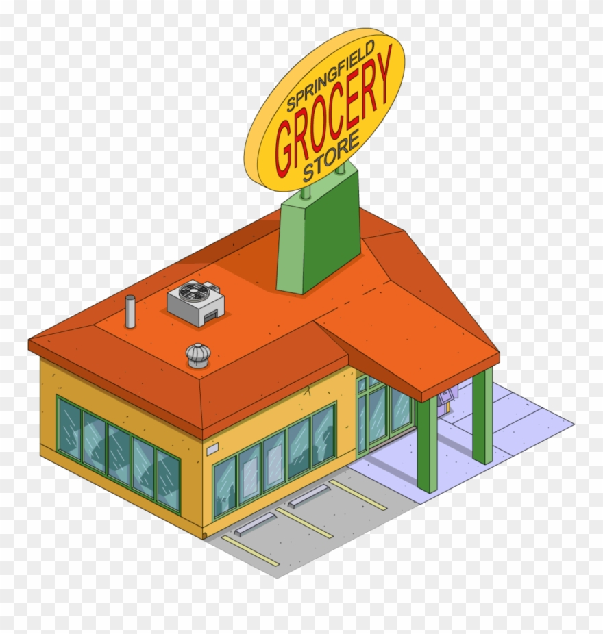 Springfield Grocery Store.