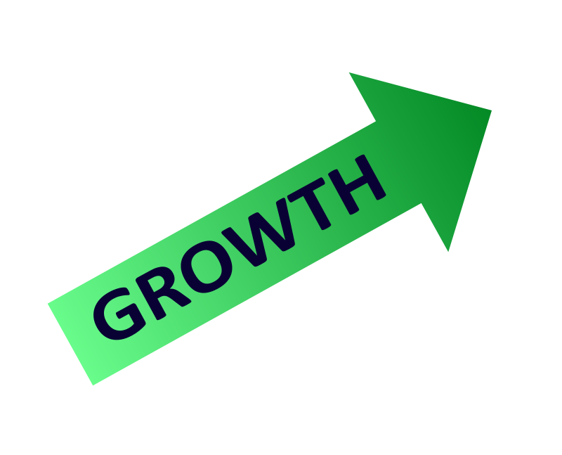 Free Clipart: Growth Chart.