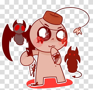 The_binding_of_isaac transparent background PNG cliparts.