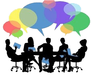 Focus group discussion clipart 5 » Clipart Portal.