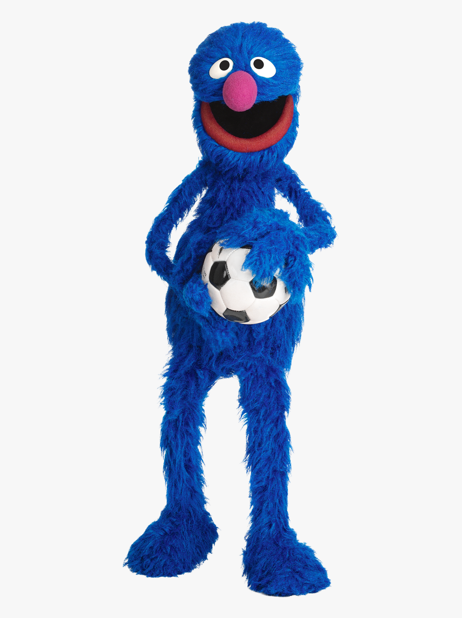 Sesame Street Grover Png.