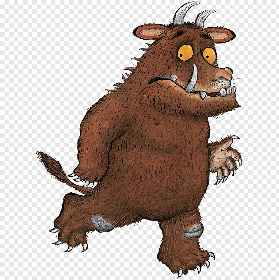 Book Drawing, Gruffalo, Childrens Literature, Author.