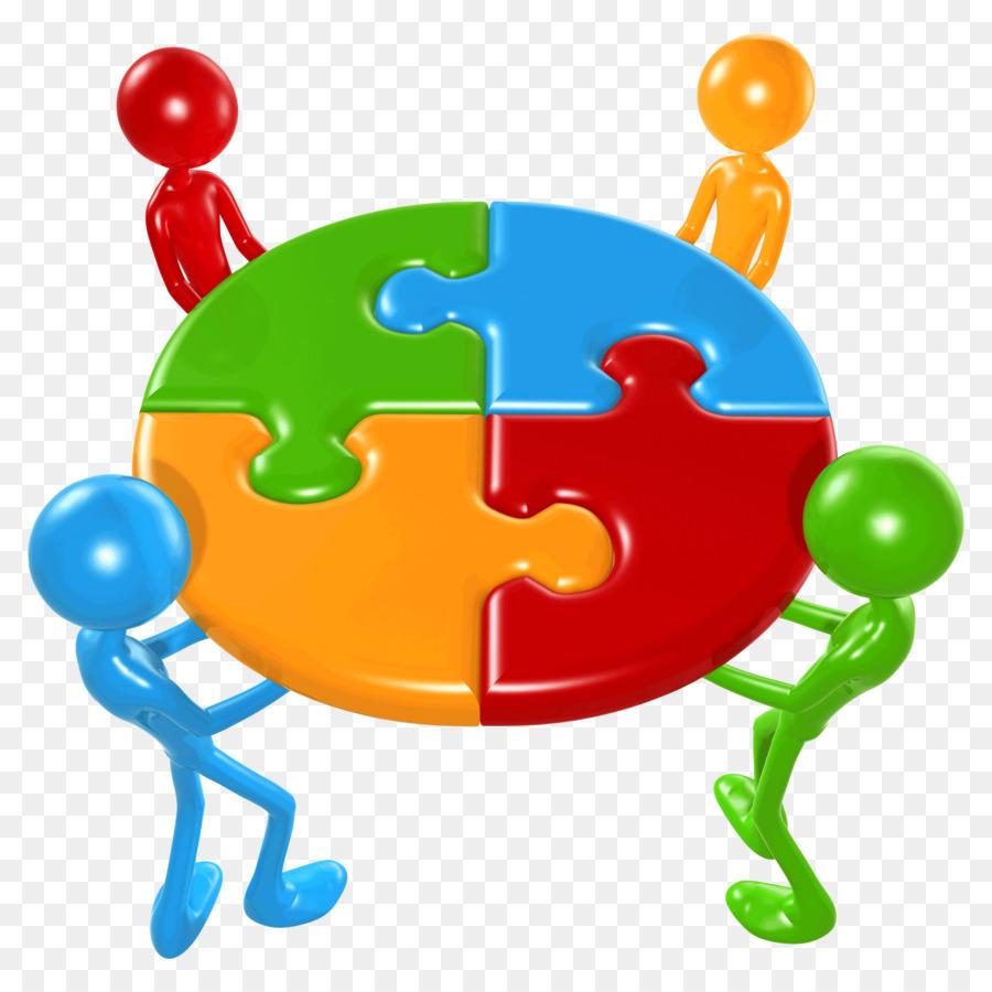 Gruppenarbeit, Teamarbeit, Soziale Gruppe Student clipart.