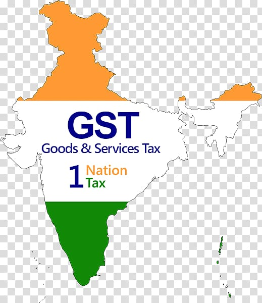 Flag of India World map, gst transparent background PNG.