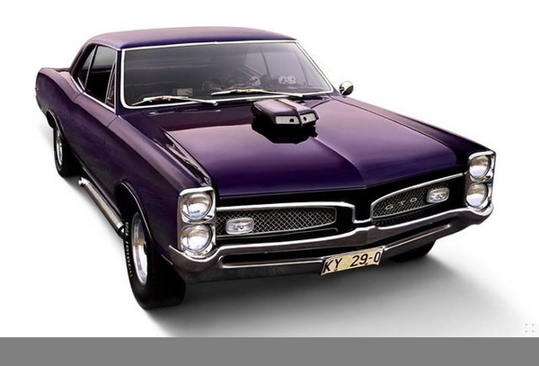 Pontiac Gto Clipart.