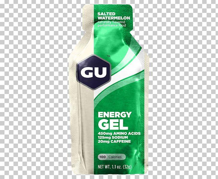 GU Energy Labs Energy Gel Salt Milkshake Flavor PNG, Clipart.