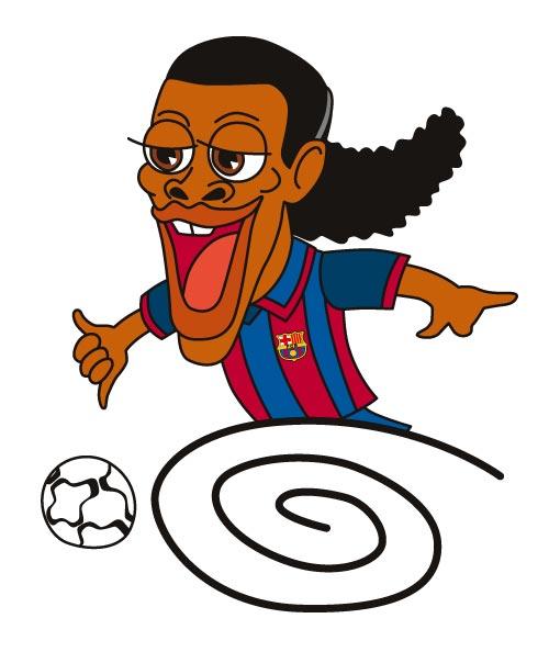 Guapo BG: FC Barcelona Graphic Site / Barca.