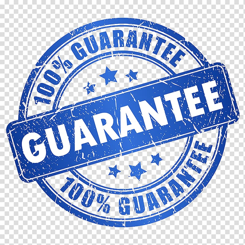 Money back guarantee Sales Marketing Service, Guarantee Of.