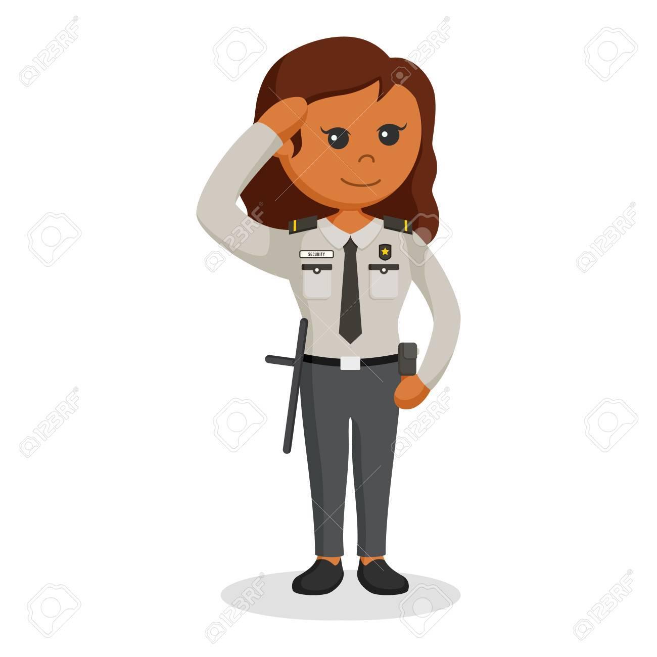 Lady security guard clipart 3 » Clipart Portal.