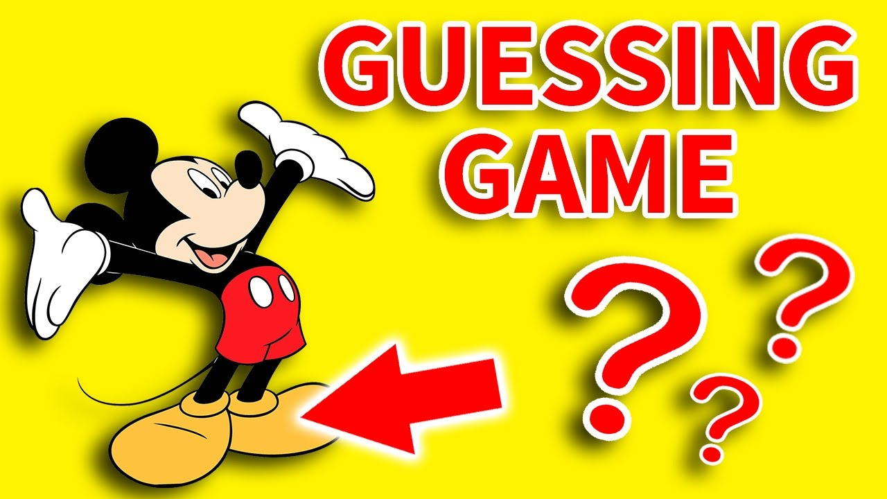 Guessing Game Clipart.