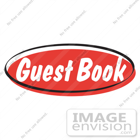 Guest Book Clipart.