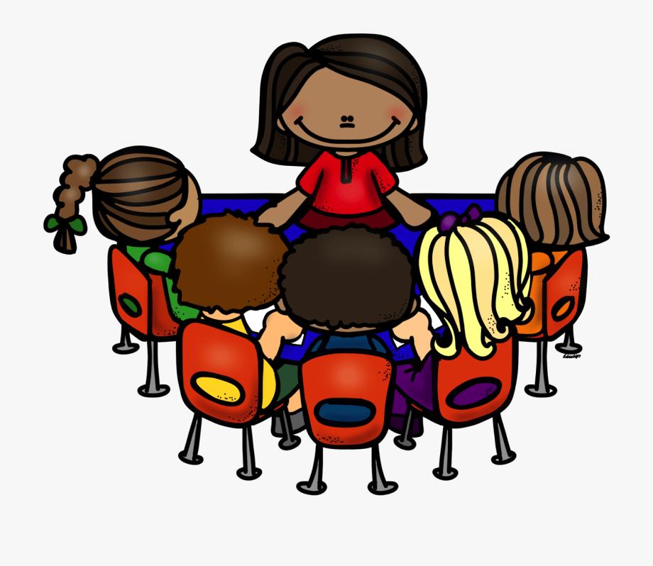 Teacher Table Cliparts.