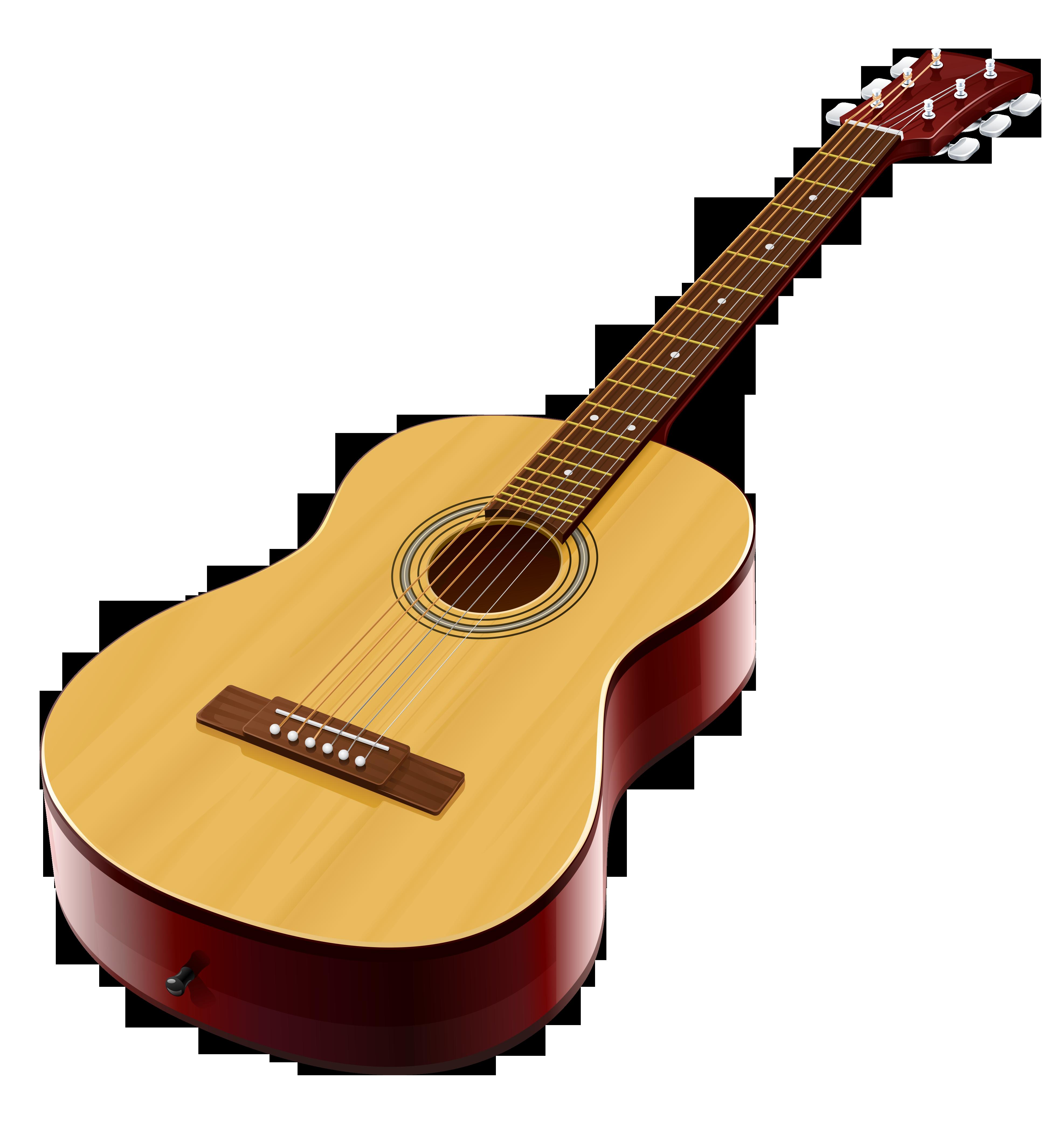 Guitar Musical instrument Clip art.