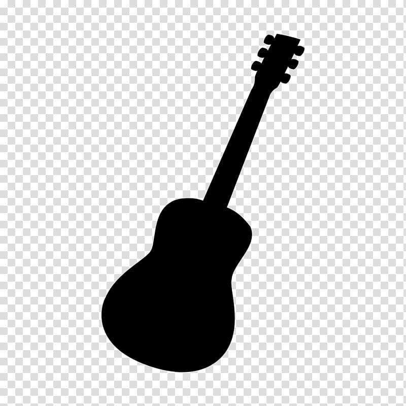 Symbolize, black dreadnought guitar vetor art transparent.