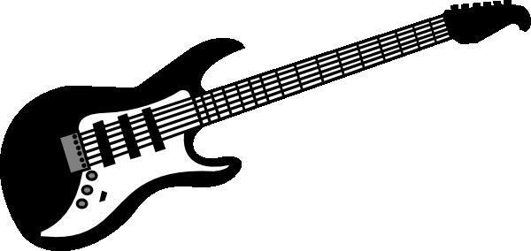 Guitar Clip Art at Clker.com.