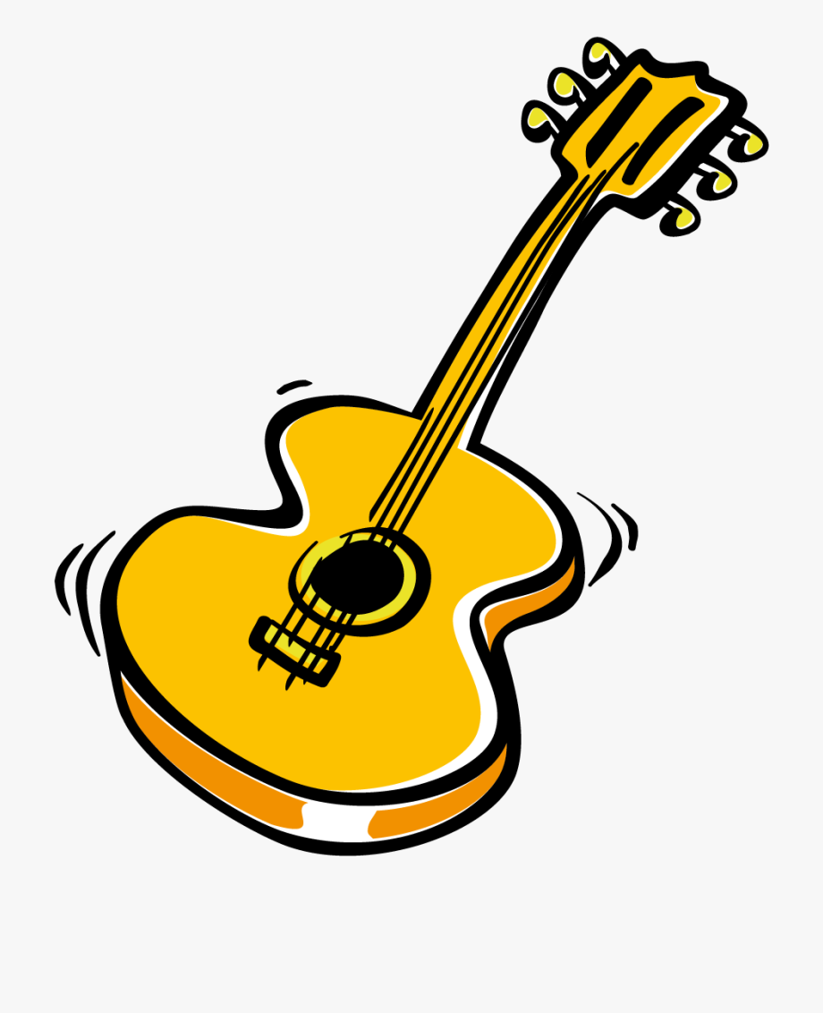 Italy Clipart Guitar.