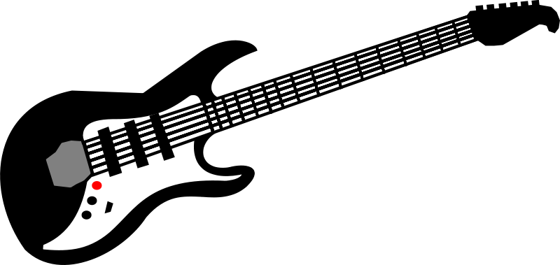 Free Clipart: Guitar.