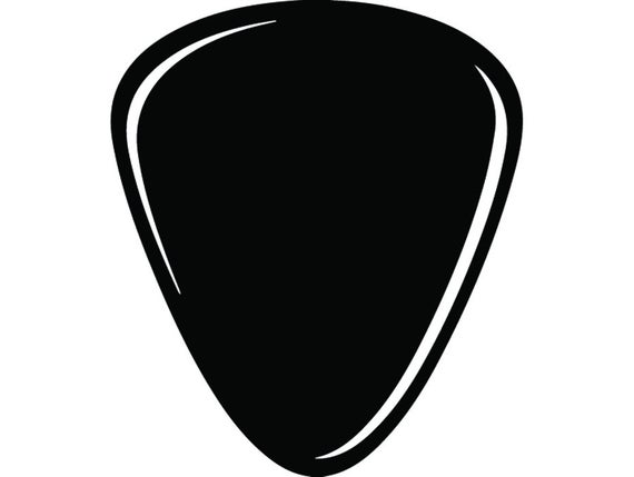 Cute Guitar Pick Png & Free Cute Guitar Pick.png Transparent.