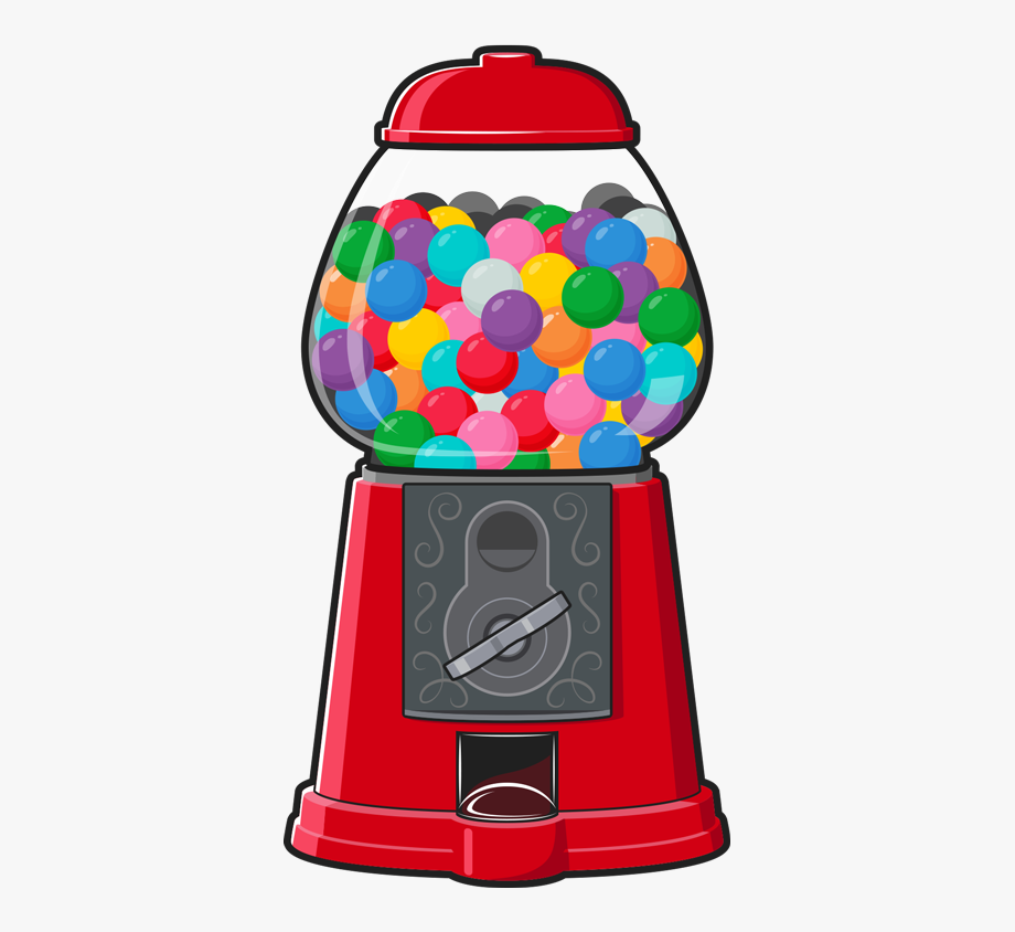 Hd Splash Gumball Machine Regular.