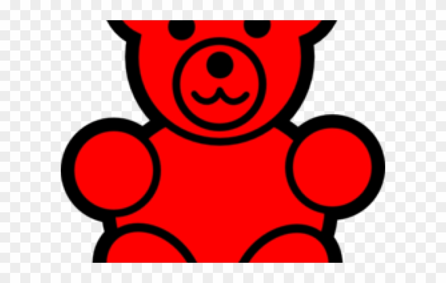 Gummy Bear Clipart Redteddy.
