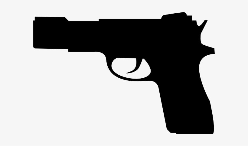 Clipart Gun James Bond Gun.