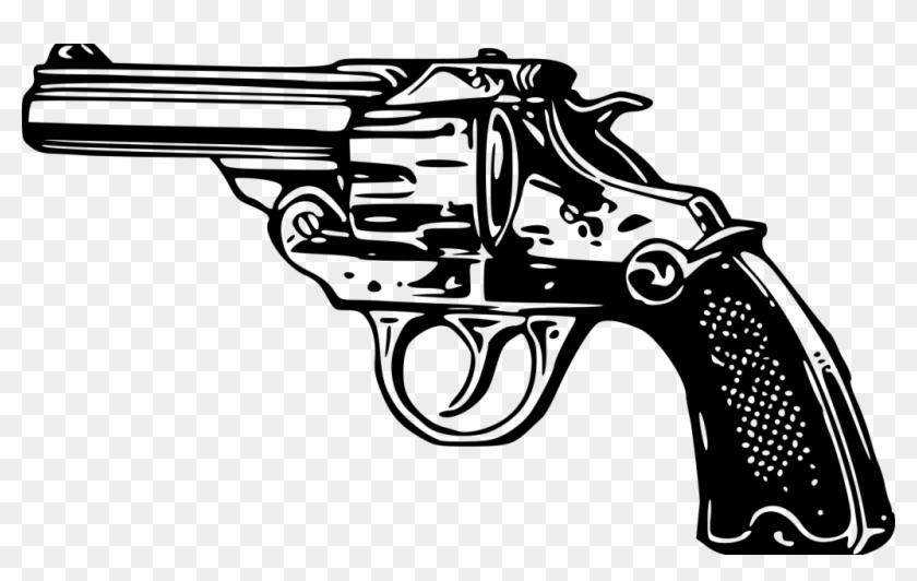 Transparent Gun Png Clipart, Png Download.