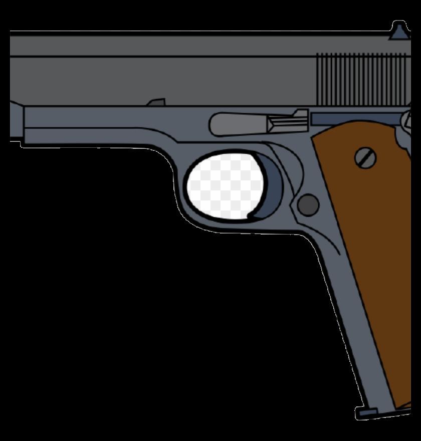 Nerf Gun Guns Clip Art Clipart At Getdrawings Free Handgun Png.