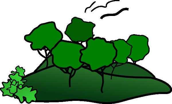 Clipart gunung 5 » Clipart Station.