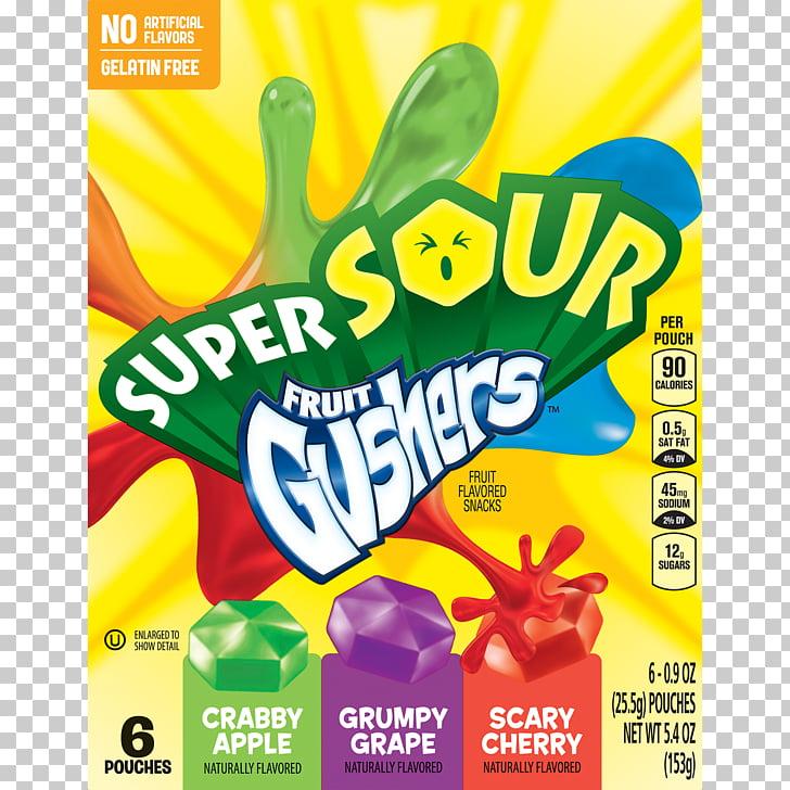 Gummi candy Juice Punch Fruit Gushers Fruit Snacks, juice.