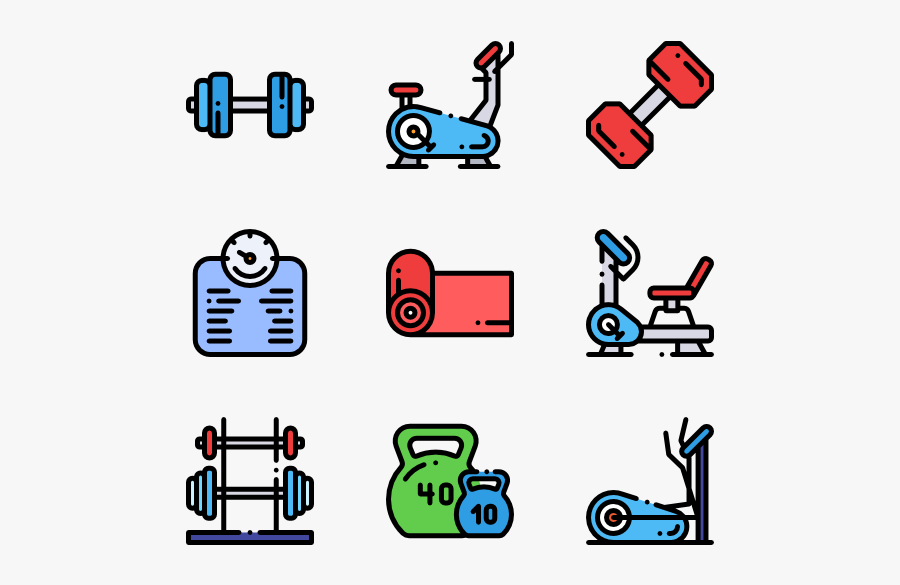 Gym Equipment.