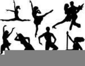 Clipart Gymnastique Masculine.