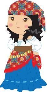 gypsy cartoons.
