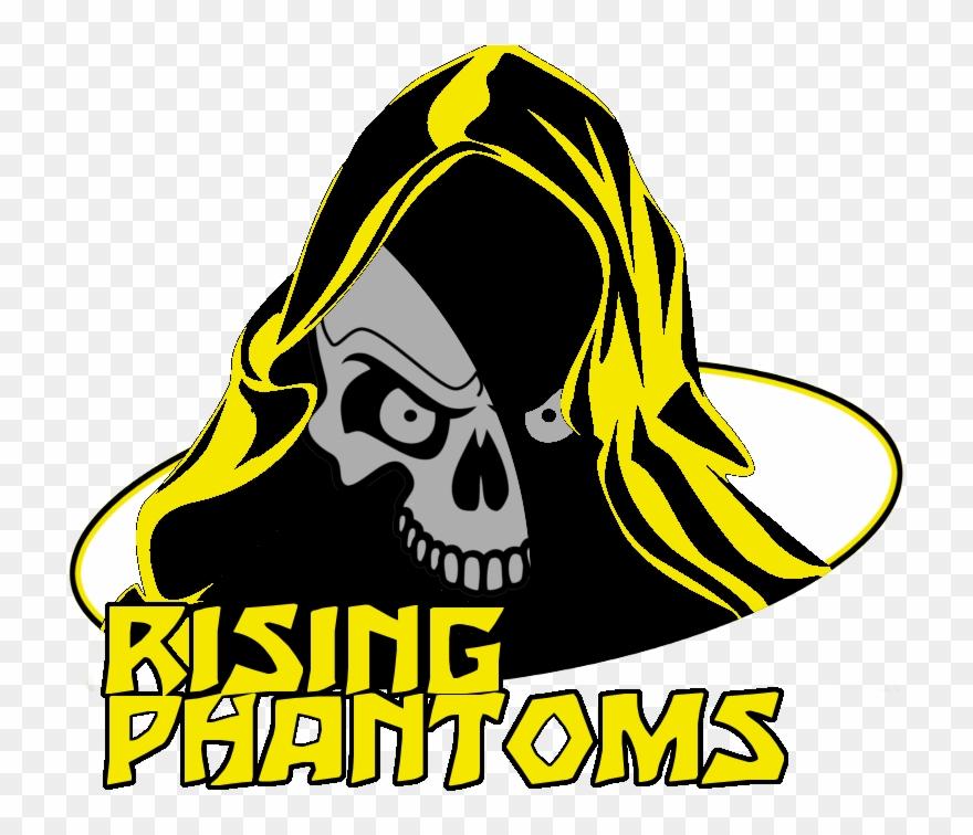 Rising Phantoms Hc Clipart (#2256360).