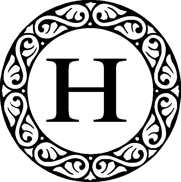 Monogram Clipart Monogram Letter U Clip Art Clipart.